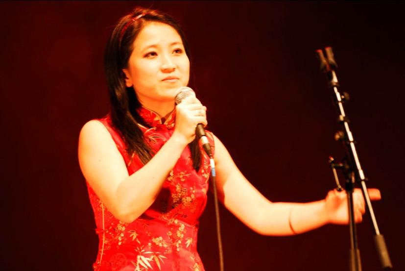 李亦澄:歌曲《绒花》